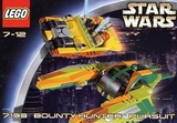 Toys -- LEGO #7133: Star Wars Bounty Hunter Pursuit (other)