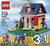 Toys -- Lego #31009: Creator Small Cottage (other)