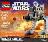 Toys -- Lego #75130: Star Wars AT-DP (other)