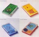 Toys -- Tomy Pocket Games (other)