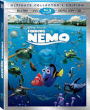 Finding Nemo -- Ultimate Collector's Edition (Blu-ray 3D)