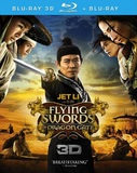 Flying Swords of Dragon Gate (Blu-ray 3D)