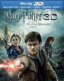 Harry Potter and the Deathly Hallows: Part 2 (Blu-ray 3D)