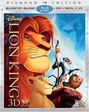Lion King 3D, The -- Diamond Edition (Blu-ray 3D)