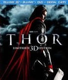 Thor -- Limited 3D Edition (Blu-ray 3D)