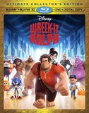 Wreck-It Ralph -- Ultimate Collector's Edition (Blu-ray 3D)