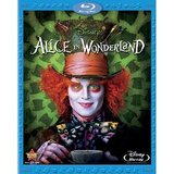 Alice in Wonderland -- 2010 Tim Burton Version (Blu-ray)