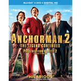 Anchorman 2: The Legend Continues (Blu-ray)