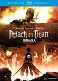 Attack on Titan: Season One (Blu-ray)