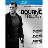 Bourne Trilogy, The (Blu-ray)