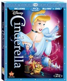 Cinderella -- Diamond Edition (Blu-ray)