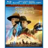 Cowboys and Aliens (Blu-ray)