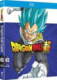 Dragon Ball Super Part 03 (Blu-ray)