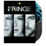 Fringe: The Complete First Season (Blu-ray)