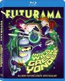 Futurama: Into the Wild Green Yonder (Blu-ray)