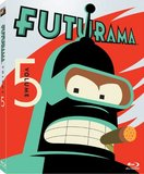 Futurama: Volume 5 (Blu-ray)