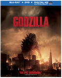 Godzilla -- 2014 Version (Blu-ray)