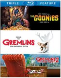 Goonies / Gremlins / Gremlins 2: The New Batch (Blu-ray)