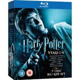 Harry Potter: Years 1-6 (Blu-ray)