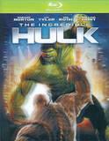 Incredible Hulk, The -- 2008 (Blu-ray)