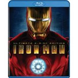 Iron Man -- Ultimate 2-Disc Edition (Blu-ray)