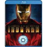 Iron Man -- Ultimate 2-Disc Edition (Blu-ray)