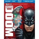 Justice League: Doom (Blu-ray)