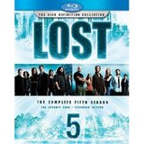 Lost: The Complete Fifth Season: The Journey Back -- Expanded Edition (Blu-ray)