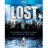 Lost: The Complete Fourth Season: The Expanded Experience (Blu-ray)