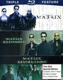 Matrix Triple Feature (Blu-ray)