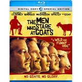 Men Who Stare at Goats, The (Blu-ray)