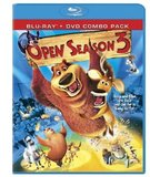 Open Season 3 (Blu-ray)