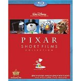 Pixar Short Films Collection: Volume 1 (Blu-ray)