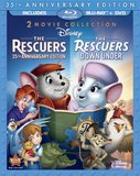 Rescuers: 35th Anniversary Edition (The Rescuers / The Rescuers Down Under), The (Blu-ray)