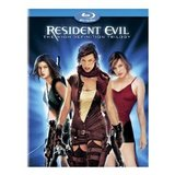 Resident Evil: The High Definition Trilogy (Blu-ray)