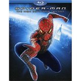 Spider-Man: The High Definition Trilogy (Blu-ray)