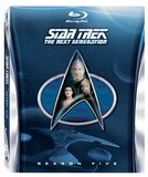 Star Trek: The Next Generation: Season 5 (Blu-ray)