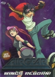 Air Gear Vol. 4: Wings Reborn! (DVD)