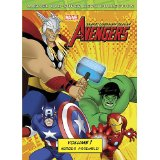 Avengers: Volume One - Heroes Assemble!, The (DVD)