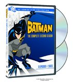 Batman: The Complete Second Season, The (DVD)