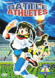 Battle Athletes Go! (DVD)
