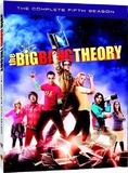 Big Bang Theory: The Complete Fifth Season, The (DVD)