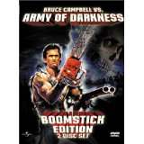 Bruce Campbell vs. Army of Darkness -- Boomstick Edition (DVD)