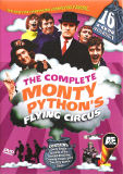 Complete Monty Python's Flying Circus, The (DVD)