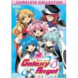 Galaxy Angel: Complete Collection (DVD)