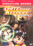 Gate Keepers Vol. 3: Infiltration! (DVD)