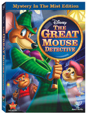 Great Mouse Detective, The (DVD)