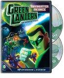Green Lantern: The Animated Series - Season 1 Part 2 (DVD)