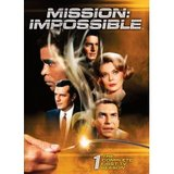 Mission: Impossible: The Complete First TV Season (DVD)