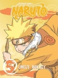 Naruto Uncut Box Set 5 (DVD)